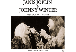 Joplin J./Winter Jo. - Piece Of My Heart 1969 - (CD)