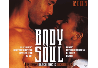 VARIOUS - Body & Soul-The Best Of [CD]