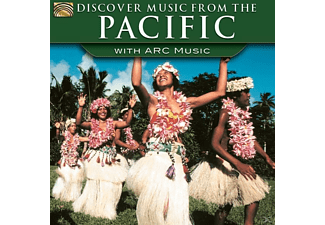 VARIOUS - Discover Music From The Pacific With ARC Music - (CD)