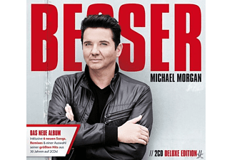 Michael Morgan - Besser (Deluxe Edition) - (CD)