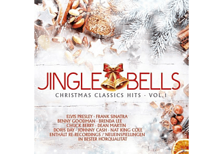 VARIOUS - Jingle Bells Vol.1 Christmas Classic Hits - (CD)