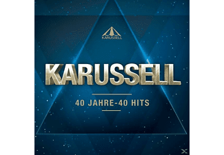 Karussell - 40 Jahre-40 Hits - (CD)