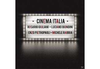 Giuliani/Biondini/Pietropaoli/Rabbia - Cinema Italia [CD]