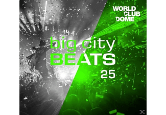 VARIOUS - Big City Beats Vol.25 - (CD)