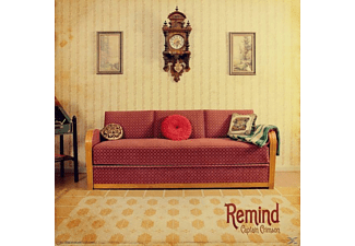 Captain Crimson - Remind [CD]