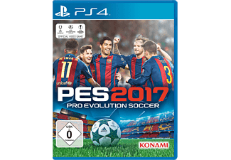 PES 2017 – Pro Evolution Soccer 2017 - PlayStation 4