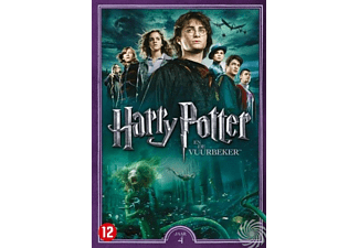 Harry Potter Jaar 4 - De Vuurbeker | DVD