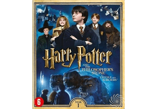 Harry Potter Year 1 - The Philosopher's Stone | Blu-ray