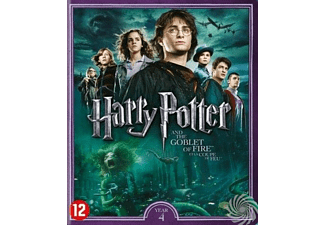 Harry Potter Year 4 - The Goblet Of Fire | Blu-ray