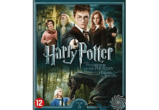 Harry Potter Year 5 - The Order Of The Phoenix | Blu-ray