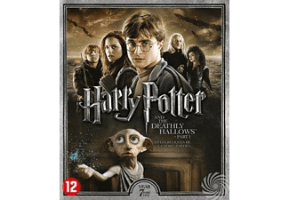 Harry Potter Year 7 - The Deathly Hallows Part 1 | Blu-ray