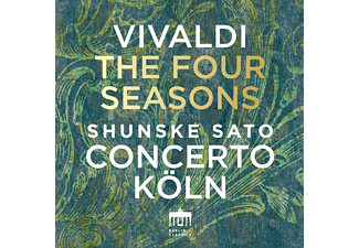 Concerto Köln - The Four Seasons [CD]