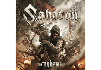 Sabaton - The Last Stand - (CD + DVD Video)