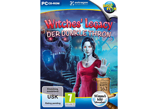 Witches Legacy: Der dunkle Thron - PC