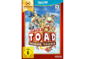 Captain Toads Treasure Tracker (Nintendo Selects) - Nintendo Wii U