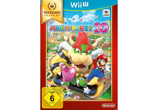 Mario Party 10 (Nintendo Selects) [Nintendo Wii U]