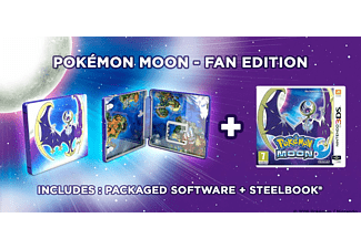 Pokémon Moon - Fan Edition 3DS