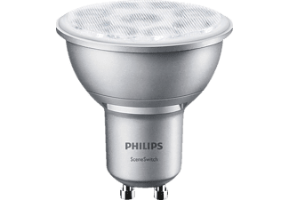 PHILIPS 59858000 SceneSwitch LED Leuchtmittel GU10 Warmweiß 4.5 Watt 345 Lumen