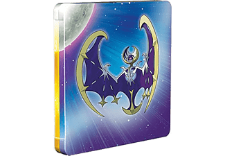 Pokemon Moon Steelbook Nintendo 3DS