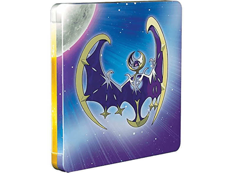 Pokemon Moon Steelbook gaming games nintendo 2ds  3ds games gaming φορητές κονσόλες games 2ds  3ds gami