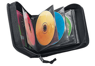 CASE LOGIC RBNW34 CD/DVD-Fodral