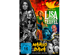 Lisa und der Teufel - Mario Bava-Collection 2 [Blu-ray + DVD]