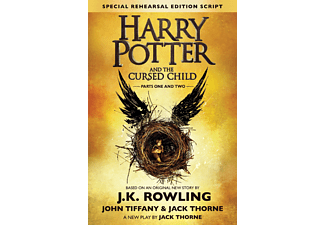 J. K. Rowling - Harry Potter and The Cursed Child Parts I-II.