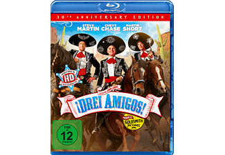 Drei Amigos - 30th Anniversary Edition [Blu-ray]