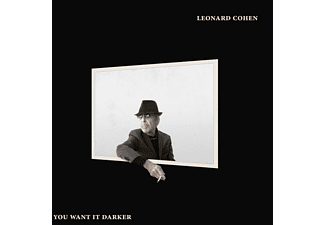 Leonard Cohen - You Want It Darker [CD]
