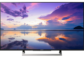 SONY KD-43XD8005 LED TV (Flat, 43 Zoll, UHD 4K, SMART TV, Android TV)