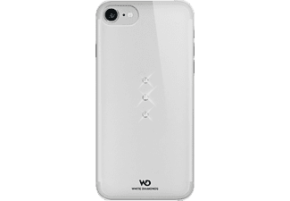 WHITE DIAMONDS Trinity, Backcover, iPhone 7, Polycarbonat, Crystal/Transparent
