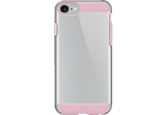 HAMA Innocence Backcover Apple iPhone 7 Kunststoff/Polycarbonat/Thermoplastisches Polyurethan Rose Quartz