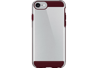 HAMA Innocence, Backcover, Apple, iPhone 7, Kunststoff/Polycarbonat (PC)/Thermoplastisches Polyurethan (TPU), French Burgundy