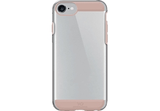 HAMA Innocence, Apple, Backcover, iPhone 7, Kunststoff/Polycarbonat (PC)/Thermoplastisches Polyurethan (TPU), Rose Gold
