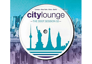 VARIOUS - City Lounge-The Deep Session 02 - (CD)