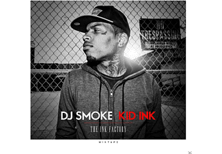 Kid Ink - The Ink Factory Mixtape [CD]