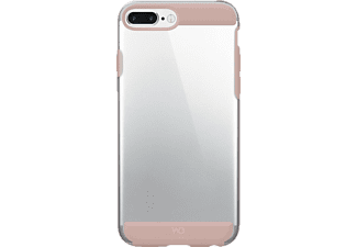 HAMA Innocence, Apple, Backcover, iPhone 7 Plus, Kunststoff/Polycarbonat (PC)/Thermoplastisches Polyurethan (TPU), Rose Gold