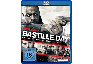 Bastille Day - (Blu-ray)