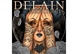 Delain - Moonbather (Spec.Mediabook Edt.) [CD]