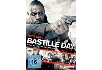 Bastille Day - (DVD)