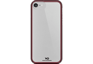 Essential Backcover Apple iPhone 7 Kunststoff/Polycarbonat (PC)/Thermoplastisches Polyurethan (TPU) French Burgundy