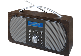 SOUNDMASTER DAB 600 DBR, Digitalradio