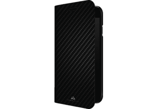 HAMA Flex Carbon, Bookcover, iPhone 7, Schwarz