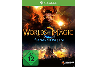 Worlds of Magic: Planar Conquest - Xbox One