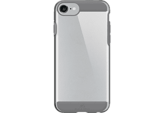 BLACK ROCK Air, Backcover, iPhone 6, iPhone 6s, iPhone7, Polycarbonat/Thermoplastisches Polyurethan, Space Grau