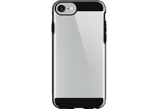 BLACK ROCK Air, Apple, Backcover, iPhone 7, Kunststof/Polycarbonat (PC)/Thermoplastisches Polyurethan (TPU), Schwarz