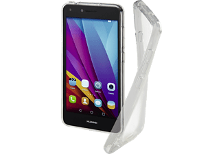 HAMA Crystal Clear Backcover$, Huawei, Y5 II, Thermoplastisches Polyurethan, Transparent