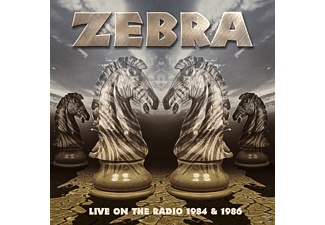Zebra - Live On The Radio 1984 & 1986 [CD]