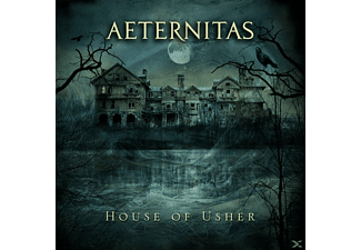 Aeternitas - House Of Usher - (CD)