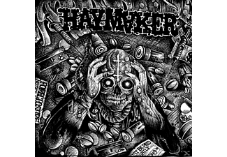 Haymaker - Taxed Tracked Inoculated Enslaved! [Vinyl]